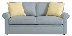 "Dana ""Designer Style"" Two Cushion Queen Sleeper Sofa"