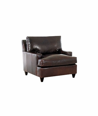 Demspey Leather Chair