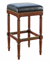 "Devenshire ""Ready To Ship"" Leather Bar & Counter Stool Collection"