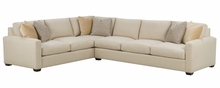 Diana Oversized Deep Seated Sectional Sofa
