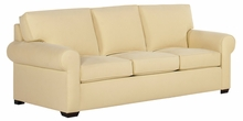 Dillon Fabric Rolled Arm Upholstered Sofa Collection