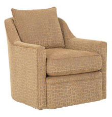 """Stella """"Ready To Ship"""" Swivel Accent Chair"""