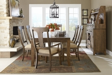 Ashland Wood Fine Dining Collection