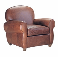 Edison Leather Chair