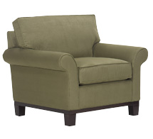 Elizabeth Fabric Upholstered Chair
