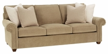 Ellie Grand Scale Oversized Fabric Sofa