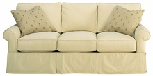 Emily Faux Slipcover Lifestyle Sofa Collection