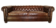 Empire Tufted Chesterfield Queen Sleeper