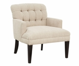 Erica Tufted Back Accent Chair