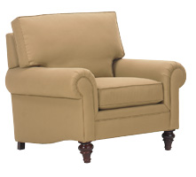 Grayson Fabric Upholstered Chair