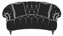 Gwyneth Tufted Upholstered Loveseat