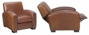 "Hayden ""Designer Style"" Leather Recliner"