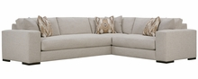 Hilda Large Bench Seat Track Arm Modern Sectional