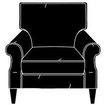 Holly Slipcover Chair