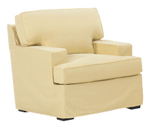 Isabel Slipcover Chair