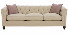 Isadore Tufted Fabric Upholstered Sofa