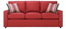 Jennifer Track Arm Fabric Upholstered Collection