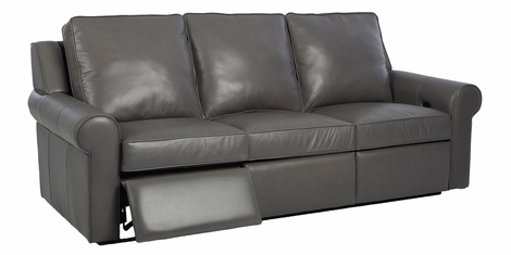 "Jennings ""Grand Scale"" Wall Hugging Dual Power Reclining Sofa"