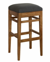 "Jonah ""Ready To Ship"" Square Fabric Bar & Counter Stool Collection"