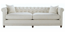 "Josephine ""Quick Ship"" Fabric Tufted Sofa Collection"