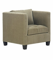 Keaton Fabric Upholstered Arm Chair