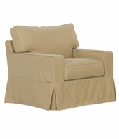 Kendall Slipcover Chair