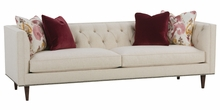 Kinley Traditional Fabric Sofa Collection With Tufts
