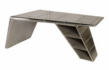 """Knox """"Ready To Ship"""" Aluminum Aircraft Desk And Chair Collection (Coming Soon!)"""