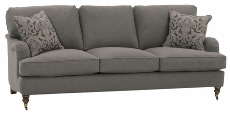 Kristen English Arm Fabric Sofa Collection