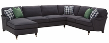 Kristen English Arm Sectional