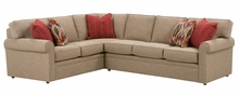 Kyle Fabric Upholstered Sectional