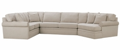 "Kyle ""Quick Ship"" 3 Piece Sectional With Left Facing Cuddler Version 5"