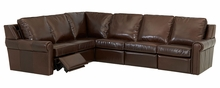 Thompkins Wall Hugger Electric Reclining Sectional