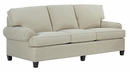 Lilly Fabric Upholstered Queen Sleeper Sofa