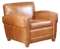 Madison Leather Chair