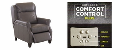 Marco 3-Way Electric Power Recliner With Comfort Control Plus