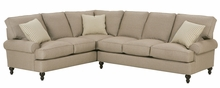 Marie Fabric Upholstered Sectional