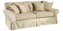"""Marlene """"Grand Scale"""" Slipcovered Sofa Collection"""