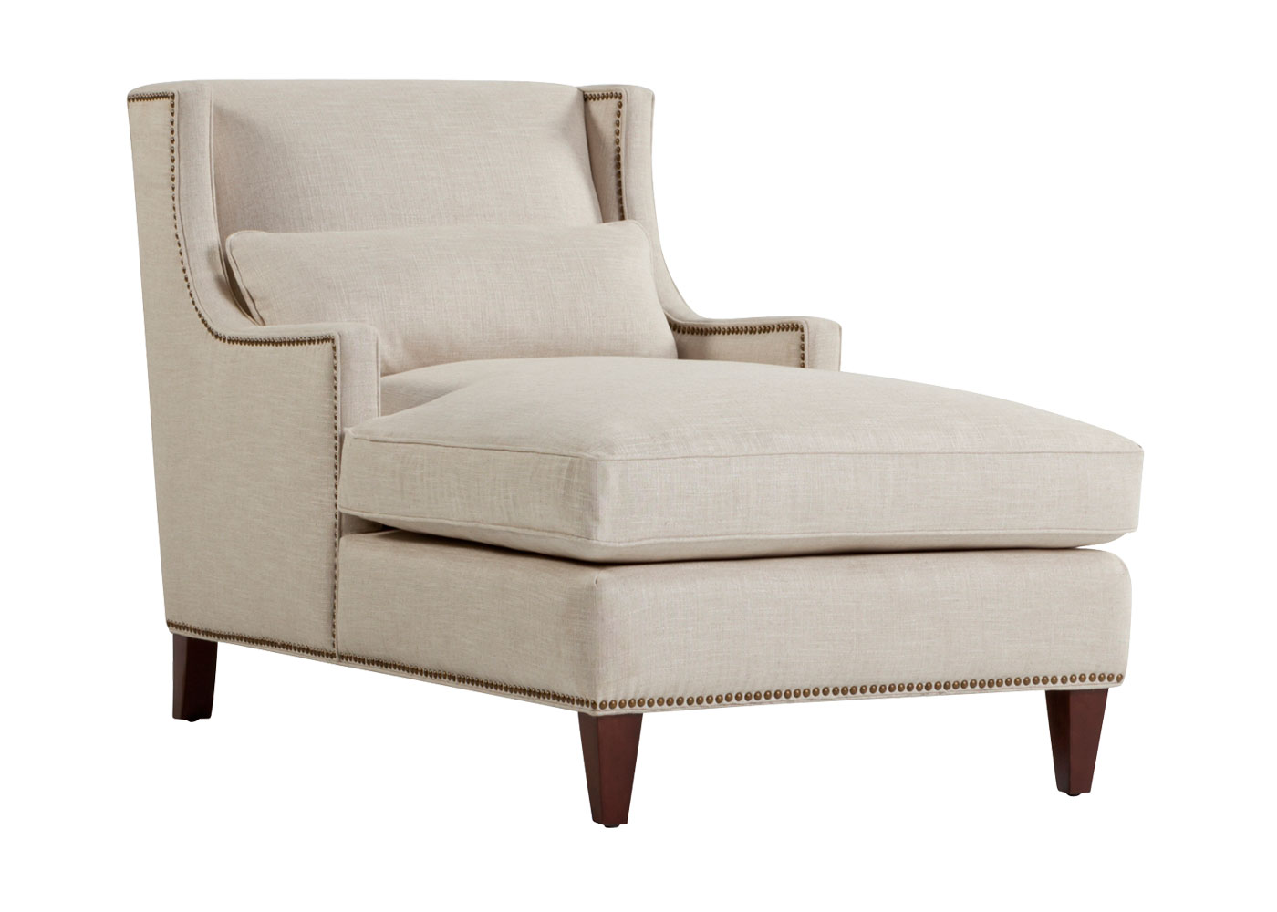 Contemporary Chaise Lounge Chair Club Furniture