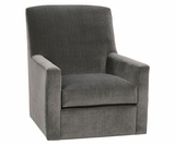 Melinda Tight Back Swivel Glider Accent Chair