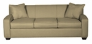 "Michelle ""Designer Style"" Fabric Upholstered Sofa"