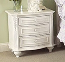 Mirabella 3 Drawer Nightstand