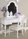 Mirabella Vanity w/ Mirror & Upholstered Chair