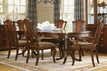 Murray Double Pedestal Formal Dining Table Collection