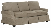 Nadine Slipcover Queen Sleeper Couch