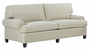 Olivia Fabric Upholstered Queen Sleeper Sofa
