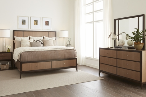 Corbett Wood Bedroom Furniture Collection