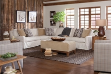 """""""Quick Ship"""" Sectional Sofas"""