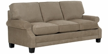 Reese Fabric Furniture Sofa Collection w/ Inset Arms
