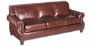 "Richardson ""Designer Style"" Grand Scale Tufted Arm Sleeper Sofa"